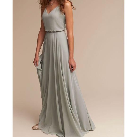 f956c08fc7c9d Jenny Yoo Dresses & Skirts - Jenny Yoo BHLDN Inesse Dress in Morning Mist -  0
